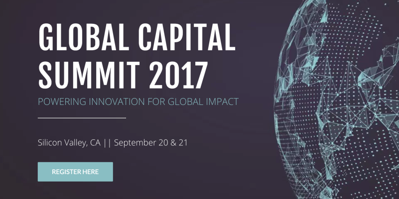 Global Capital Summit Fall 2017